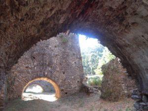 Archi Abbazia di Corazzo