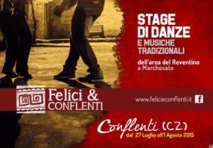 Felici & Conflenti manifesto