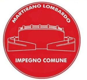 logo Martirano Lombardo Impegno Comune