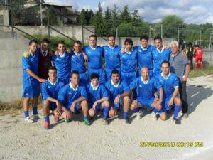 La squadra Soveria Nord