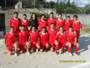 La squadra Soveria Sud