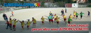 Garibaldina calcio copertina
