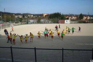 Garibaldina calcio rimane in Promozione