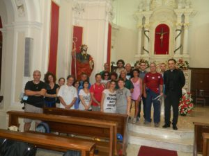 gruppo pellegrini