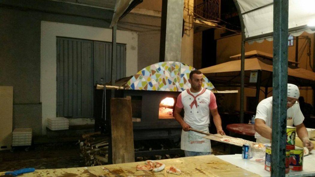 Festa della Pizza Conflenti 2015 a