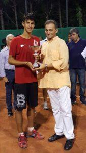 Lappano premia tennis