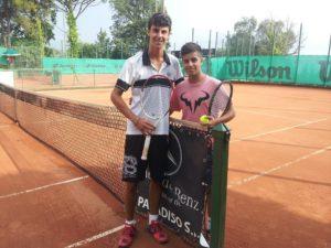 Milano e Lodori tennis Torneo di Ferragosto