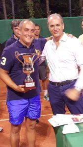 Tauro con Mascaro tennis Torneo di Ferragosto