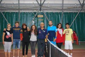 Tennis amatoriale Soveria Mannelli 5