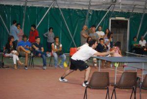 Tennis tavolo ASD tennis club Soveria Mannelli