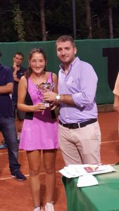 premiazione tennis
