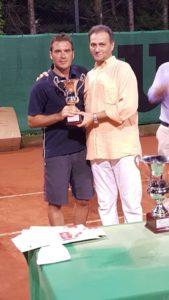 premiazione tennis Lappano