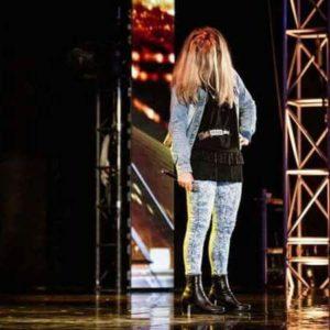 ragazza di Motta S. Lucia a X Factor