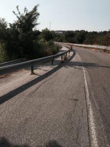 Strada Franata