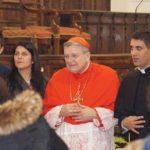 Scigliano Cardinale Raymond Leo Burke z