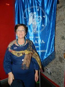 Teresa Pullano, neo presidente Fidapa Soveria Mannelli