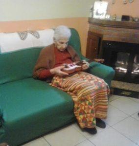 nonna Graziella centenaria soveria mannelli