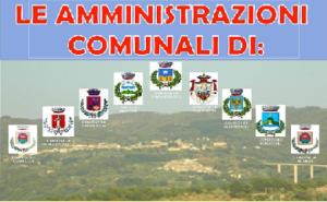 9 comuni inaugurazione fermata autobus Reventino Savuto ritaglio