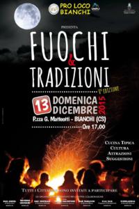 Bianchi Pro Loco fuochi e tradizioni
