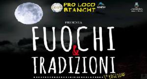 Bianchi Pro Loco fuochi e tradizioni ritaglio