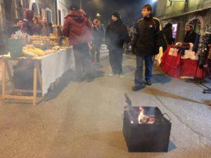 Decollatura mercatini di Natale 2015