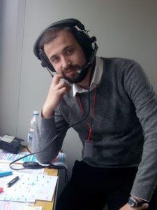 Samuele Anastasio - telecronista
