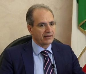 Sindaco Lamezia Terme Paolo Mascaro