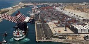 esportazioni Calabria porto