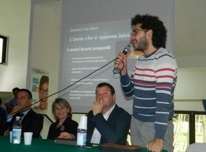 Bianchi assessore Alessio Cristiano primo a destra