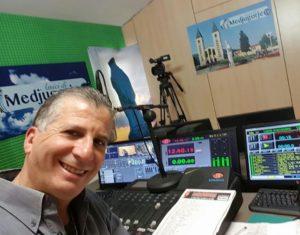 Dody Talarico conduttore Matrix TV Italia