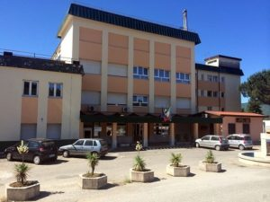 Ospedale_Soveria_Mannelli entrata principale