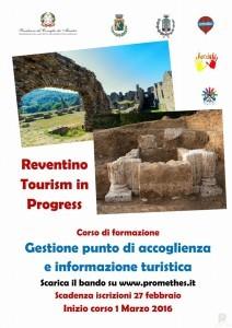 corso accoglienza e informazione turistica