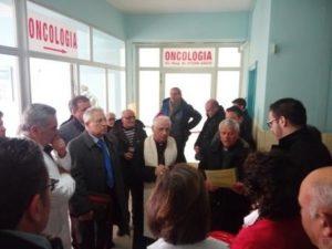 foto Soveria Mannelli ospedale ambulatorio oncologico 18