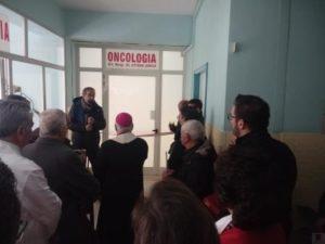 foto Soveria Mannelli ospedale ambulatorio oncologico 19