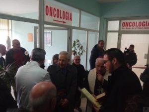 foto Soveria Mannelli ospedale ambulatorio oncologico 9