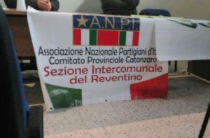 foto ANPI Decollatura sezione Reventino