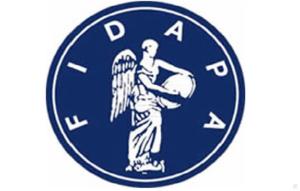Fidapa ritaglio logo