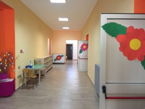 Serrastretta asilo Angoli interno