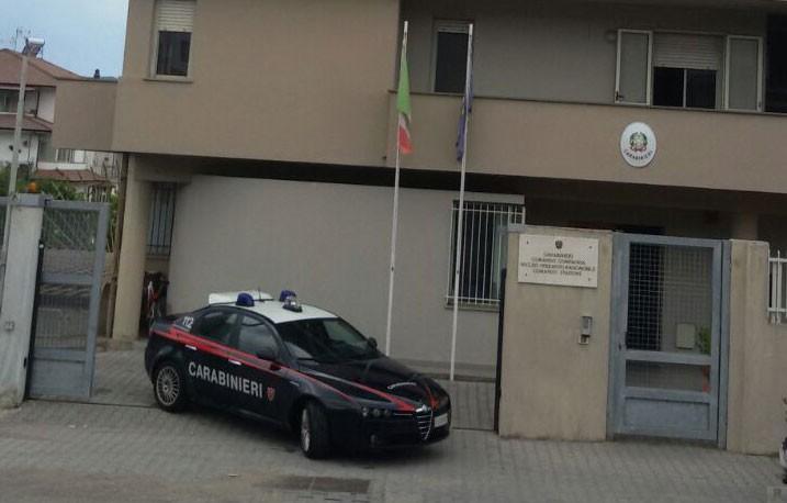compagnia carabinieiri Soveria Mannelli