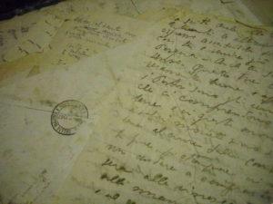 lettera di guerra