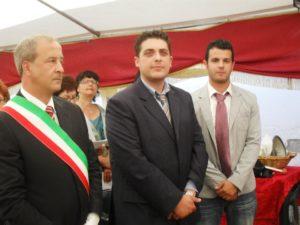 sindaco San Pietro Apostolo Raffaele De Santis