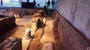b scavi parco archeologico Tiriolo