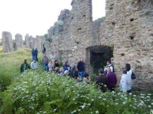 Carlopoli valore delle memoria visita Abbazia di Corazzo