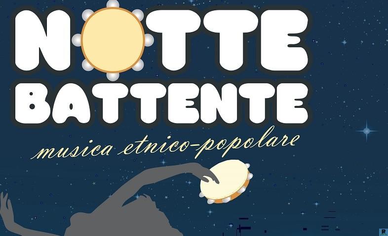Notte Battente maifesto