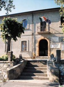 palazzo cimino sede comune Soveria Mannelli