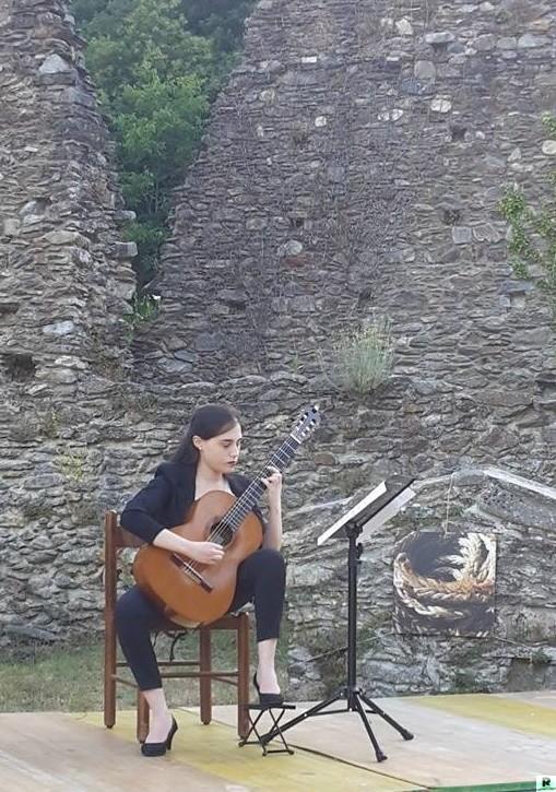 Abbazia di Corazzo festival Chitarra e oltre foto