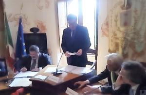 Consiglio comunale Soveria Mannelli presidente Angelo Sirianni foto