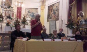 Decollatura libro La chiesa di San Bernardo Mario Gallo