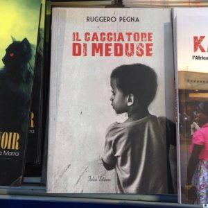 Ruggero Pegna libro a Festival Torino