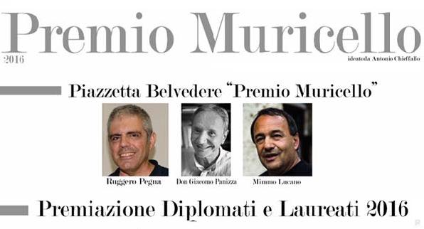 San Mango Aquino Premio Muricello 2016 in evidenza